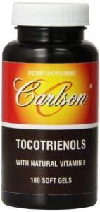Carlson – Tocotrienols 180 Gélules