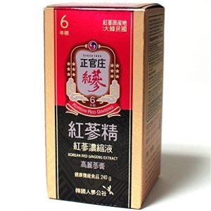 Cheong Kwan Jang KGC Korean Red Ginseng Extract 240 gram