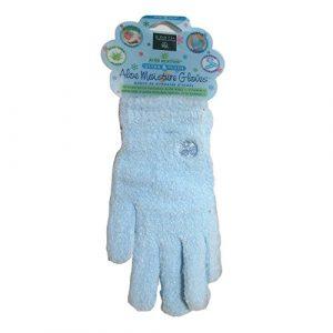 Earth Therapeutics Aloe Moisture Gloves Blue by Earth Therapeutics