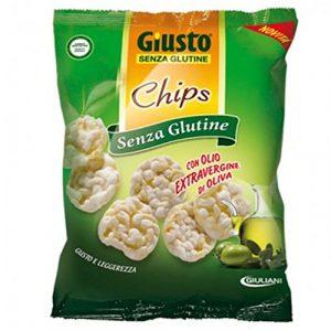 Juste Chips Extra-30g Virgin Olive sans gluten