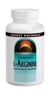 L-arginine 500 mg – 100 comprimés
