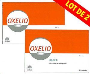 Oxelio – Solaire Peaux Claires ou trés exposées – Lot de 2 x 60 Capsules