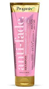 proganix 22796990211Femmes Non professionnel Shampooing 250ml Shampooing–champues (Femmes, non professionnel, Shampooing, cheveux fin, 250ml, protection de la couleur)