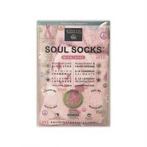 Terre Therapeutics Chaussettes Soul–Lavande–1paire