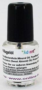 Advent Huile d'ongle 4,5 ml