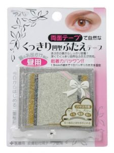 AI W Eye Tape for Natural Double Eyelid Both Sides 1.5mm Width PE-61 by AIW