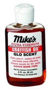 Atlas Mike's 7009 Glo Scent Bait Oils, Crayfish