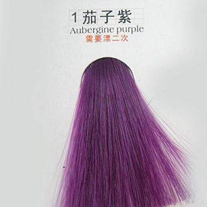 Beonjfx Unisexe Cheveux Teinture Poudre Salon de coiffure coloriage blanchiment Teinture Peinture 2bags