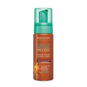Bourjois – Fabulous Bronzing – Mousse teintée visage & corps 150ml