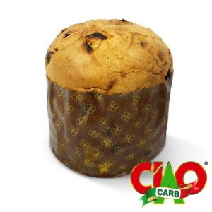 Ciao Carb – Protonetto Panettone Protéiné CiaoCarb