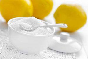 Deluxia Acide citrique (100g)