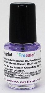 Freesie Huile pour ongles 4,5 ml
