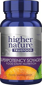 Higher Nature True Food SuperPotency Soyagen, 30 comprimés