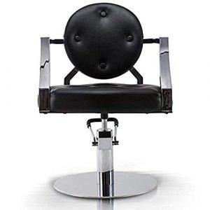 Salon de beauté Furnitiure Styling Chaise hydraulique Salon Stylist Chaise–Regent