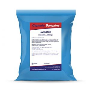 Tablet Bargains | Lécithine 1200mg | 180 Gélules