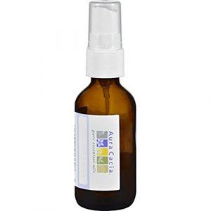 Aura Cacia Bottle Glass Amber Mist 2 Oz