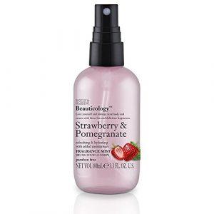 Baylis & Harding PLC Beauticology Strawberry & Pomegranate Brume pour Corps en Bouteille 100 ml