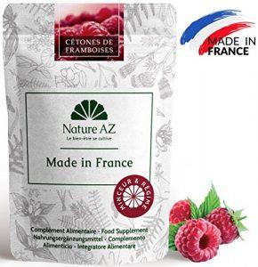 CÉTONES DE FRAMBOISES EN POUDRE – PUISSANT COUPE FAIM ET BRÛLEUR DE GRAISSES – FABRIQUÉ EN France (60g)