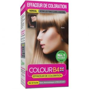 Colour B4 Normal – Effaceur de coloration