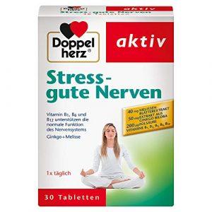 DOPPELHERZ Stress – gute Nerven Tabl.