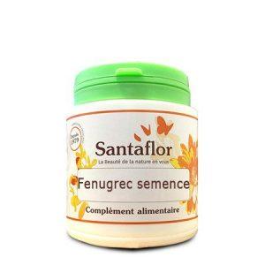 Fenugrec semence gélules120 gélules gélatine bovine