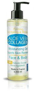 Gel Hydratant 200 ml Soin anti-âge Formulé pour toutes les peaux.