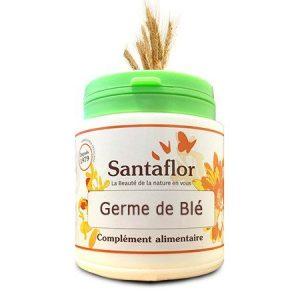 Germe de blé gélules120 gélules gélatine bovine
