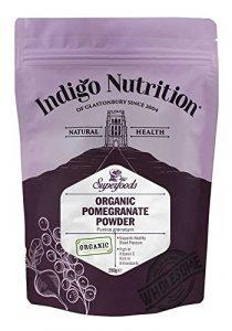 Indigo Herbs Poudre de Grenade Bio 250g