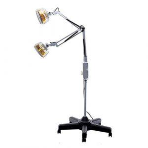 instrument de traitement de la lampe magique démarrage TDP La lampe de la Onde électromagnétique médicale cosco instrument de physiothérapie de la tête Double infrarouge