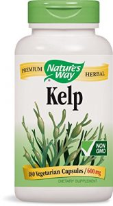 Natures Way – Kelp – 180 capsules