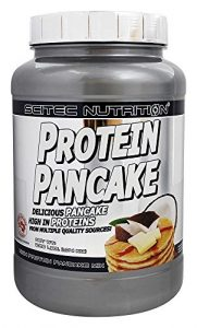 Scitec Nutrition Protein Pancake chocolat blanc-coco 1036 g