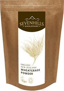 Sevenhills Wholefoods Poudre D'Herbe De Blé Bio De Nouvelle-Zélande 1kg