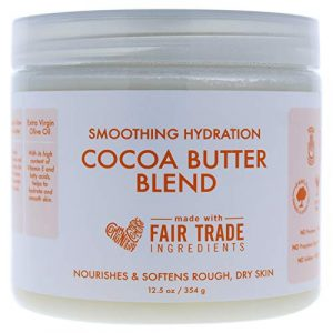 Shea Moisture Smoothing Hydration Cocoa Butter Blend Crème