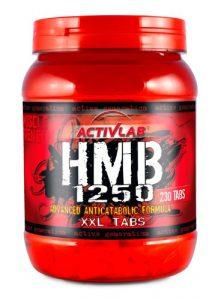 Activ Lab HMB 1250XXL Tablettes (230Tablettes), 1er Pack (1x 400g)
