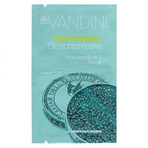 Aldo Vandini Hydratant Acide Hyaluronique & Caviar Gesi chtsmaske 15ml