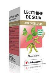 Arkopharma Arkogélules Lecithine de Soja 45 gélules