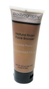 Bodyography Face Bronzer Natural Finish Cleanser, 2.5 Ounce by Bodyography