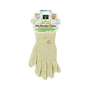 Earth Therapeutics Ultra Tan Gloves with Aloe – 1 Pair by Earth Therapeutics