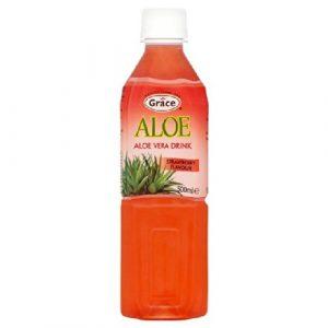 Grâce Aloe Vera eau Fraise