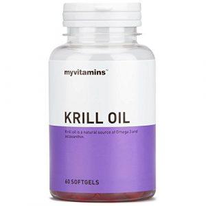 Krill Oil (180 Softgels) – Myvitamins