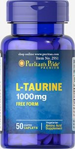 L-taurine 1000 mg 50 Comprimes