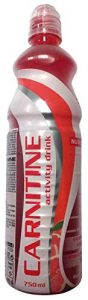 Nutrend L-Carnitine Drink with Caffeine 24x750ml Red Orange