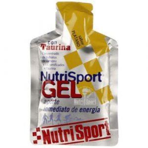 NUTRI-SPORT – GEL FRAISE + TAURINA 40GR n.sp