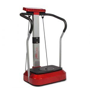 Plaque De Vibration Pour Fitness Debout Ultra Slim 300 Watts Massage Shaping – Pour Perdre Du Poids Et Tonifier Votre Corps Calories Brûlantes