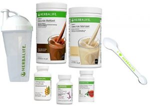 Programme Minceur Herbalife – 1 mois complet