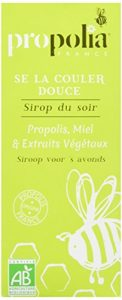 Propolia Sirop du Soir Propolis/Miel/Extrait Végétal Bio 145 ml