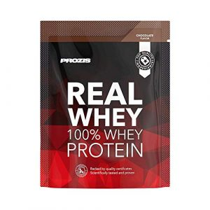 Sachet 100% Real Whey Protein 25 g Vanille