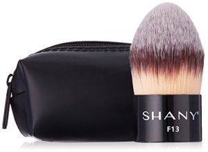 SHANY Tapered Kabuki Powder Liquid Foundation Brush by SHANY Cosmetics