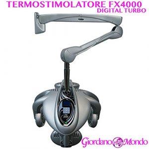 Thermostimulateur capillaire lampe infrarouge avec bras mural FX4000 CERIOTTI pour perruques