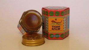 Tiger balm – Baume du tigre rouge – 3 x 30 g – Le véritable baume du tigre